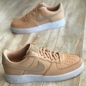 new product f6a6d d693a Nike Shoes - NWT Nike Air Force 1 Premium vachetta